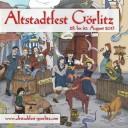 Altstadtfest Görlitz, Německo (Bakchus)