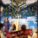 Medieval Festival, Ayia Napa, Kypr (Bakchus)