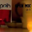 Open Mic NA PRAHU