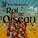 Fêtes renaissance du Roi de ľOiseau, Le Puy-en-Velay, France (Bakchus)