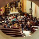 Natáčení CD Te Deum: F. X. Richter (Czech Ensemble Baroque)