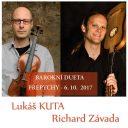 Benefiční koncert pro varhany, Přepychy (duo s Lukášem Kutou)