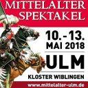 Großer Mittelaltermarkt und Ritterturnier, Ulm, Německo (Bakchus)