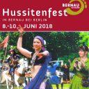 Hussitenfest, Bernau bei Berlin, Německo (Bakchus)