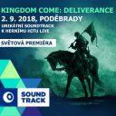 Soundtrack Poděbrady, Kingdom Come: Deliverance (Filharmonie Hradec Králové + Bakchus)