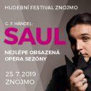 Händel: Saul, Hudební festival Znojmo (Czech Ensemble Baroque)