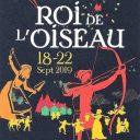 Fêtes Renaissance du Roi de l'Oiseau, Le Puy en Velay, F (Bakchus)
