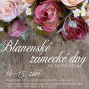 Blansko, Zámecké dny ve svatebním