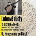 Lutnové duety – Od renesancie po barok, Spišská Nová Ves, SK